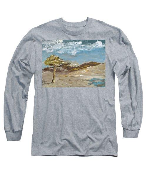 Whispering Dunes Long Sleeve T-Shirt