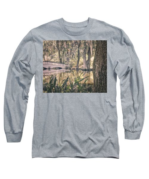 White Bridge Long Sleeve T-Shirt
