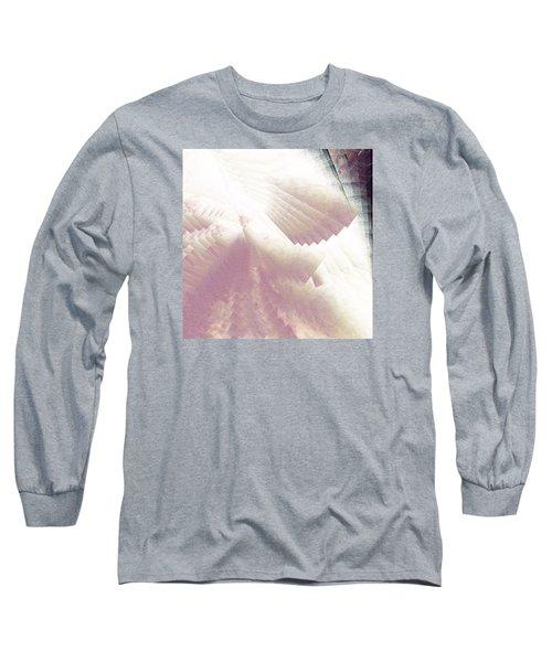 White Light Long Sleeve T-Shirt