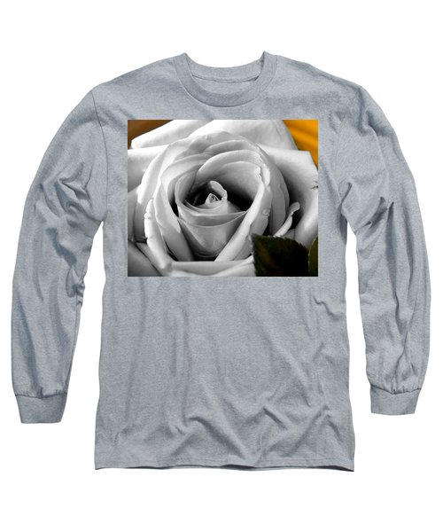 White Rose 2 Long Sleeve T-Shirt