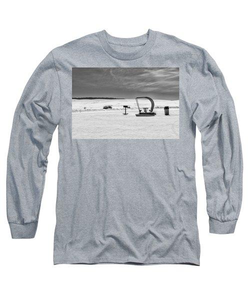 White Sands National Monument #9 Long Sleeve T-Shirt