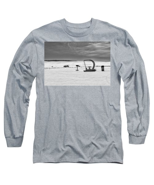 White Sands National Monument #9 Long Sleeve T-Shirt