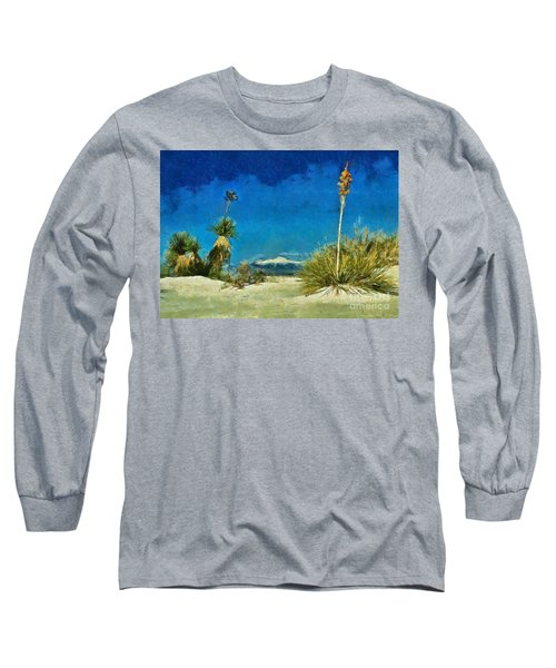 White Sands View Long Sleeve T-Shirt