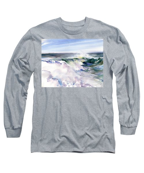 White Water Long Sleeve T-Shirt