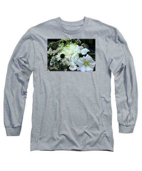 Whites And Pastels Long Sleeve T-Shirt
