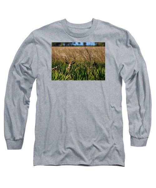 Whitetail Long Sleeve T-Shirt