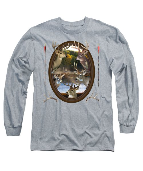 Whitetail Dreams Long Sleeve T-Shirt