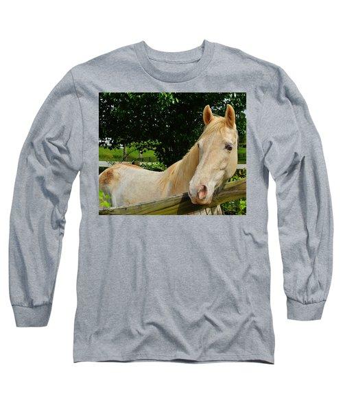 Whitey Long Sleeve T-Shirt