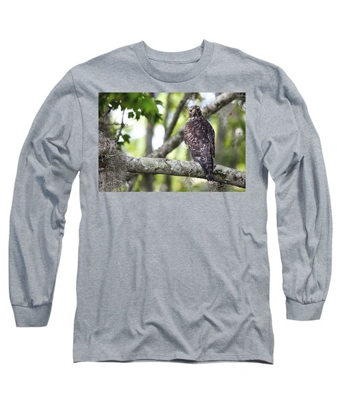 Who Are You? Long Sleeve T-Shirt