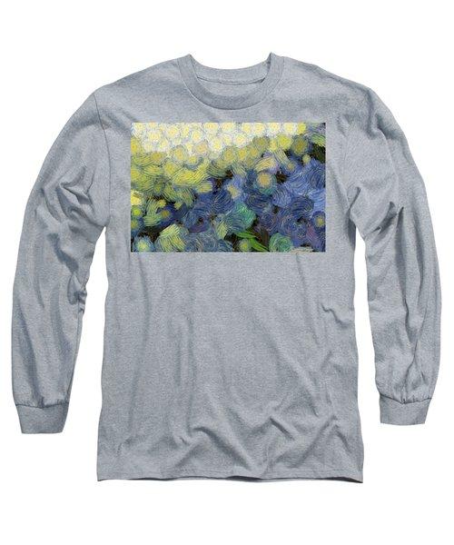 Whorls And More Whorls Long Sleeve T-Shirt