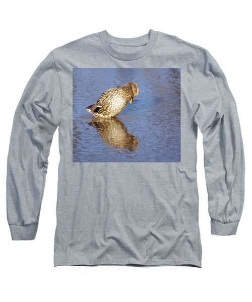 Who's That Long Sleeve T-Shirt
