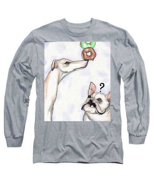 Why Long Sleeve T-Shirt