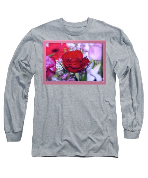 Why Long Sleeve T-Shirt