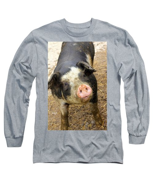 Wilbur Long Sleeve T-Shirt