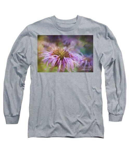 Wild Bergamot Long Sleeve T-Shirt