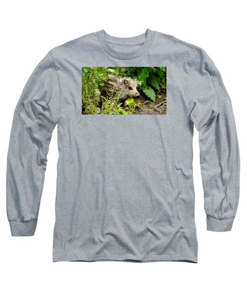 Wild Boar Baby Long Sleeve T-Shirt