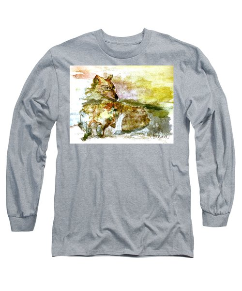 Wild Country Wolf Long Sleeve T-Shirt