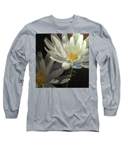 Wild Desert Chickory Long Sleeve T-Shirt