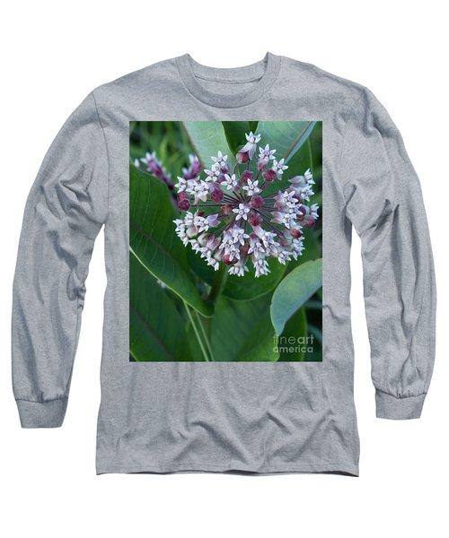 Wild Flower Star Burst Long Sleeve T-Shirt