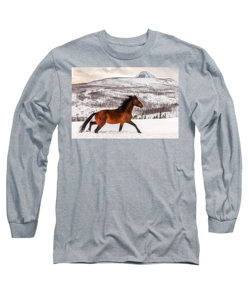 Wild Horse Long Sleeve T-Shirt