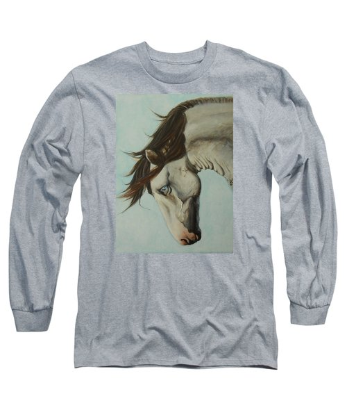 Wild Thing Long Sleeve T-Shirt by Jane See