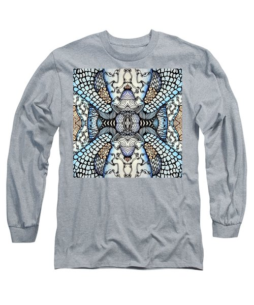 Wild Thoughts Long Sleeve T-Shirt