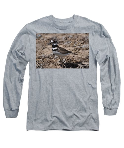 Wildbird Killdeer Mother Long Sleeve T-Shirt