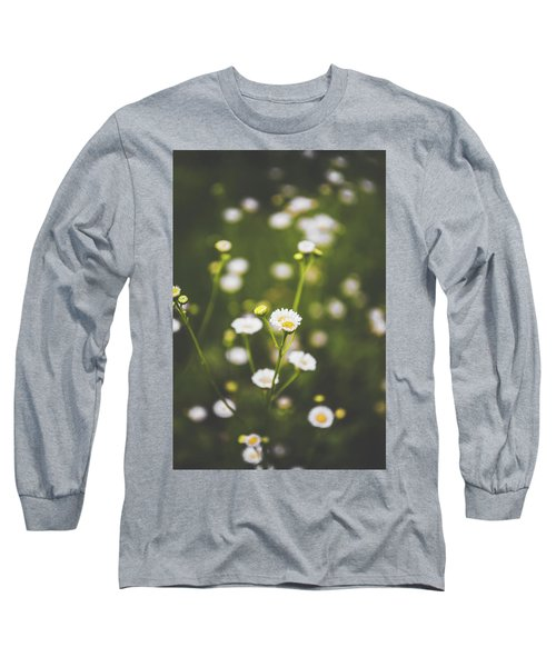 Long Sleeve T-Shirt featuring the photograph Wildflower Beauty by Shelby Young
