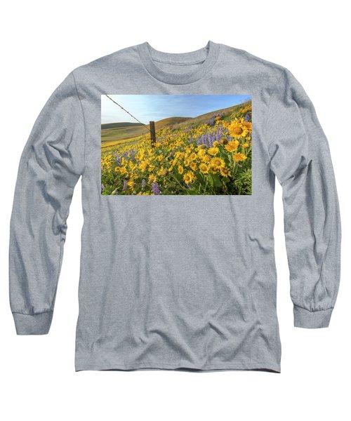 Wildflower Bonanza Long Sleeve T-Shirt