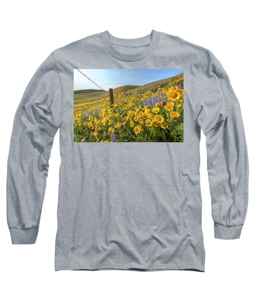 Wildflower Bonanza Long Sleeve T-Shirt