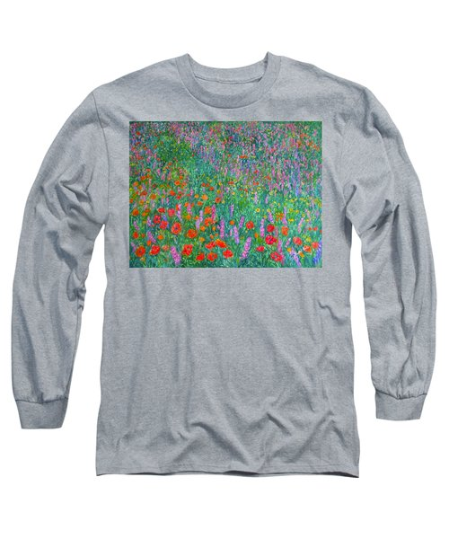 Wildflower Current Long Sleeve T-Shirt