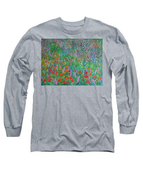 Wildflower Current Long Sleeve T-Shirt