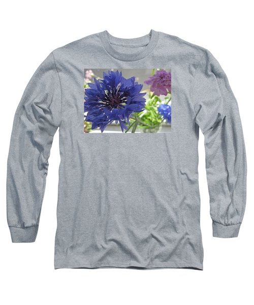 Wildflower Fluff Long Sleeve T-Shirt