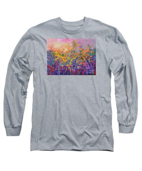 Wildflower II Long Sleeve T-Shirt