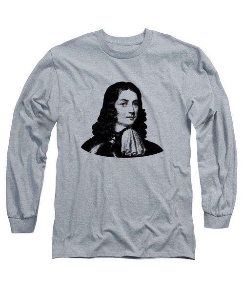 William Penn - Pennsylvania Founder Long Sleeve T-Shirt