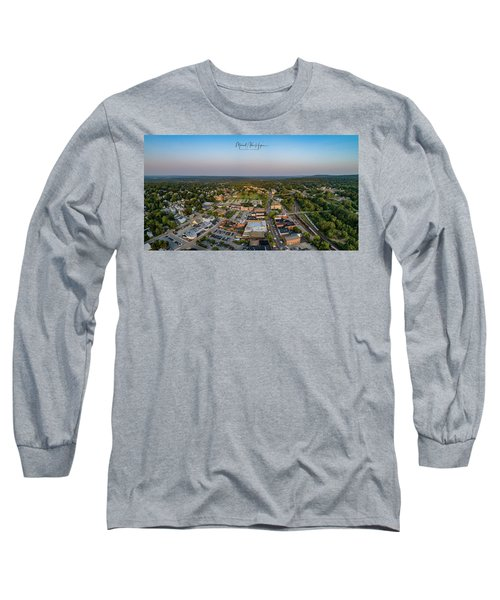 Willimantic Panorama Long Sleeve T-Shirt
