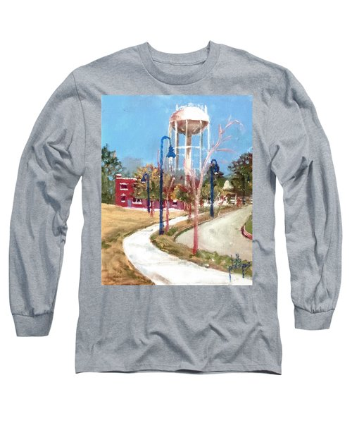 Willingham Park Long Sleeve T-Shirt by Jim Phillips