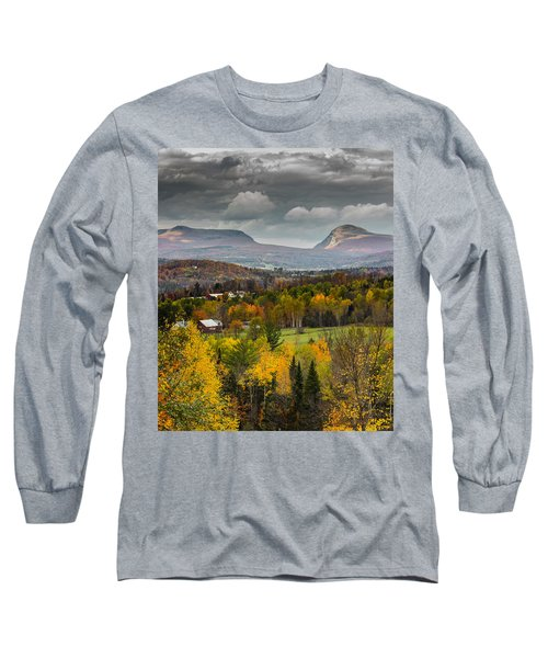 Willoughby Gap Late Fall Long Sleeve T-Shirt