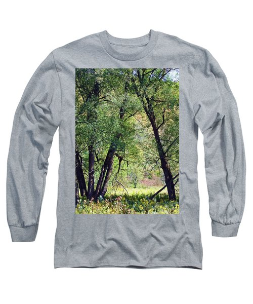 Willow Cathedral Long Sleeve T-Shirt