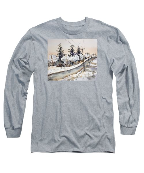 Willow Springs Road Long Sleeve T-Shirt