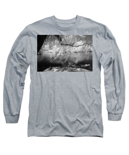 Willow Tree Lake II Long Sleeve T-Shirt