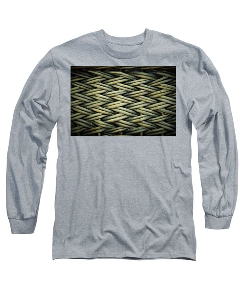 Long Sleeve T-Shirt featuring the photograph Willow Weave by Les Cunliffe
