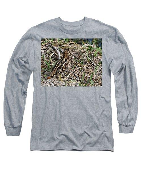 Wilson's Snipe Long Sleeve T-Shirt