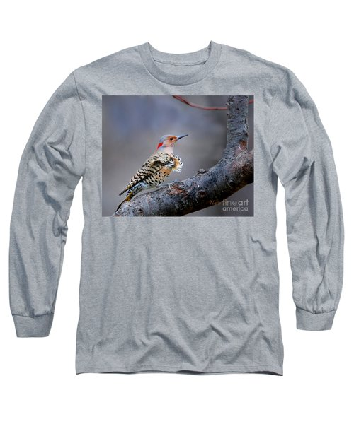 Wind Blown Flicker Long Sleeve T-Shirt