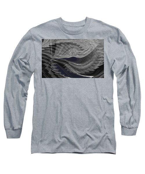 Wind Whipped Long Sleeve T-Shirt
