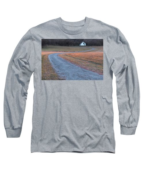 Winding Road Long Sleeve T-Shirt