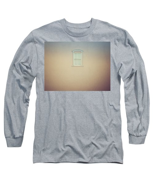 Window And Wall Long Sleeve T-Shirt