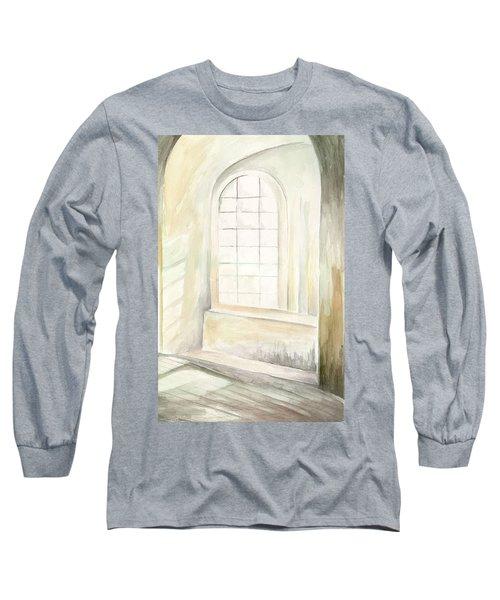 Window Long Sleeve T-Shirt