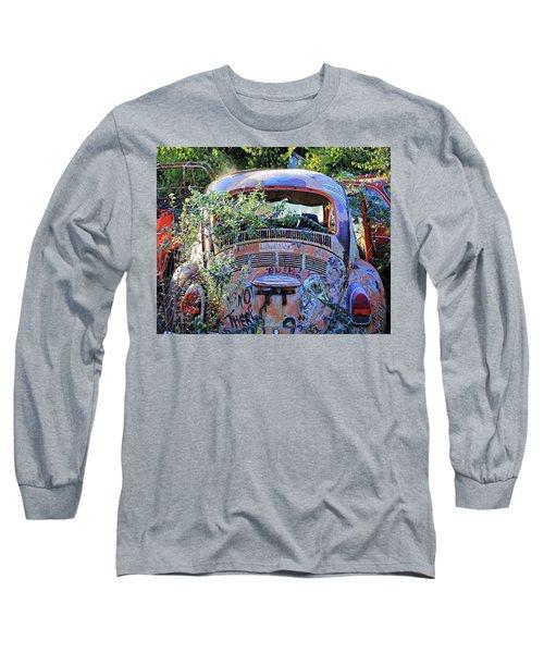Window Dressing Long Sleeve T-Shirt by Christopher McKenzie