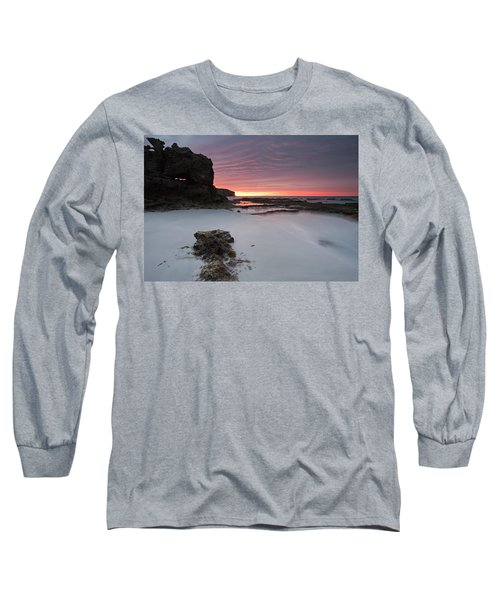 Window On Dawn Long Sleeve T-Shirt